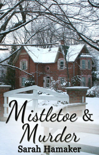 Mistletoe and Murder ebook cover