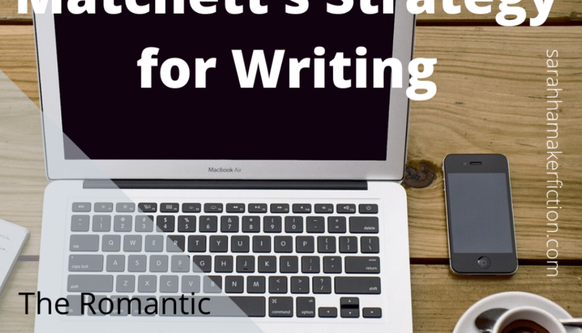 Linda Shenton Matchett's Strategy for Writing