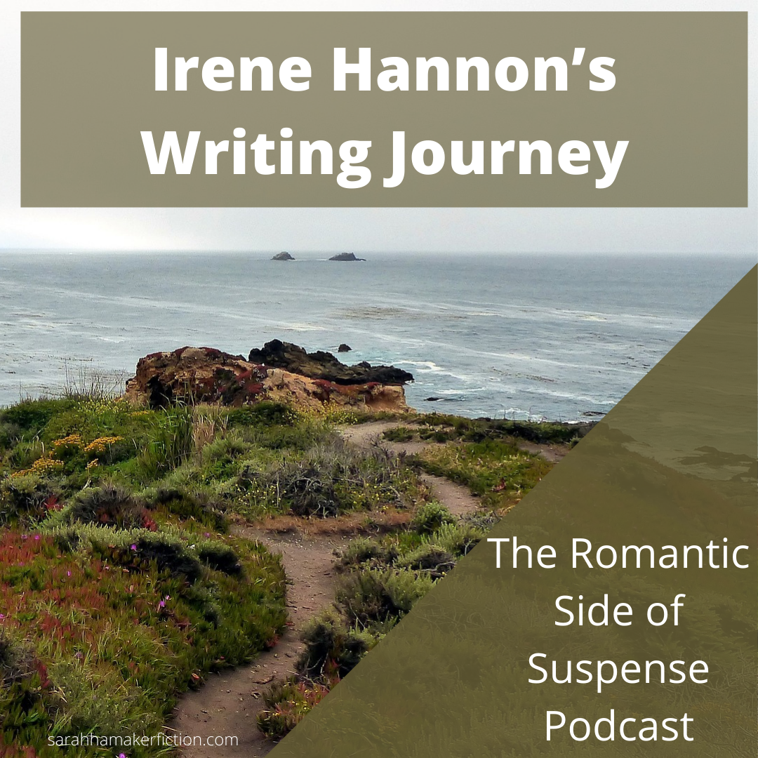 Irene Hannon podcast