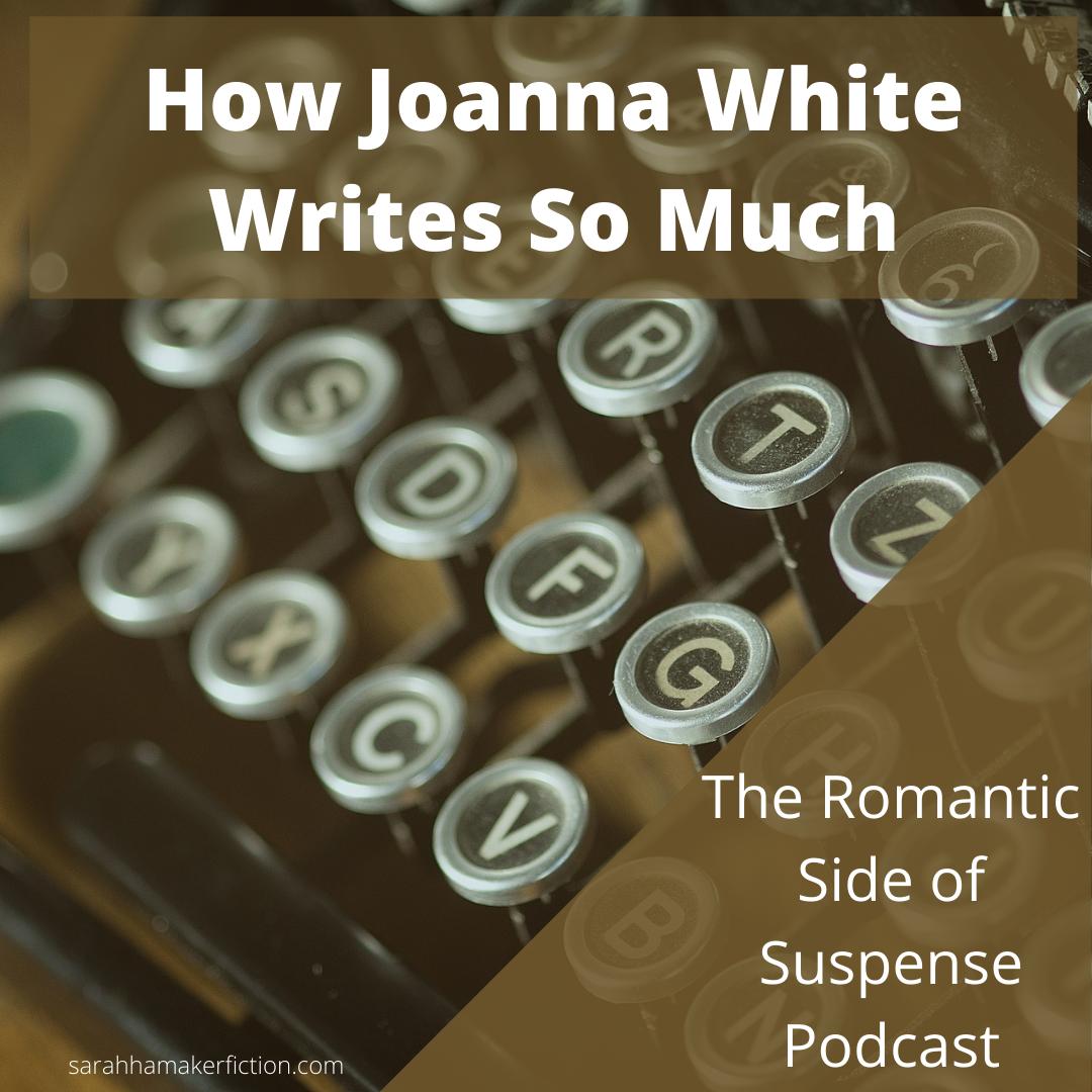 Joanna White podcast meme