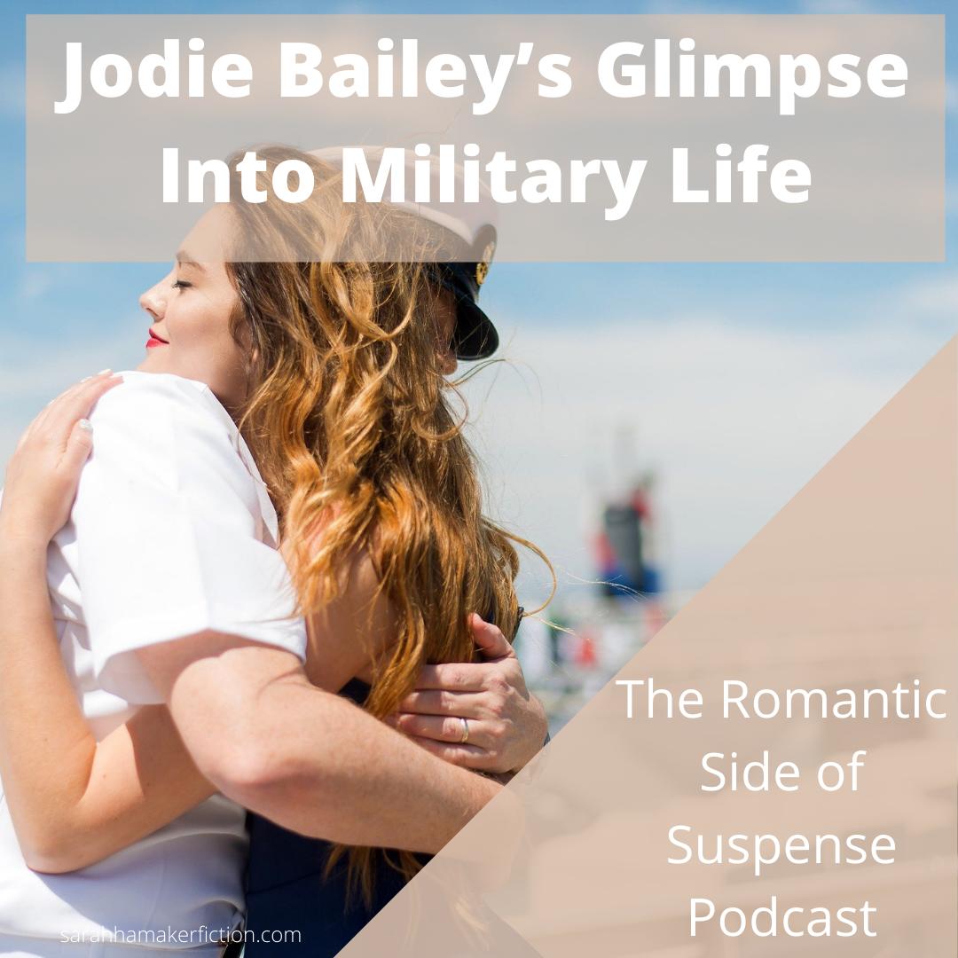 Jodie Bailey' podcast meme